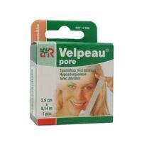 Velpeaupore Sparadrap microporeux 2,5cmx9,14m à Mérignac