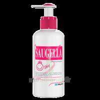 Saugella Girl Savon Liquide Hygiène Intime Fl Pompe/200ml à Mérignac