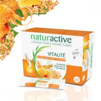 Naturactive Phytothérapie Fluides Solution Buvable Vitalité 20 Sticks/10ml à Mérignac