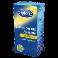 Optone Solution Oculaire Rafraîchissante Yeux Irrités Fl/10ml à Mérignac