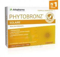 Phytobronz Solaire Caps tous types de peaux B/30 à Mérignac
