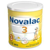 Novalac 3 Lait De Croissance B/800g à Mérignac
