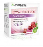 Cys-Control 36mg Poudre orale 20 Sachets/4g à Mérignac