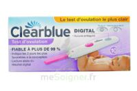 TEST D'OVULATION DIGITAL CLEARBLUE x 10 à Mérignac