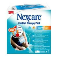 Nexcare Coldhot Comfort Coussin Thermique Avec Thermo-indicateur 11x26cm + Housse à Mérignac