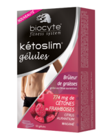 KETOSLIM GELULES  60 gélules à Mérignac