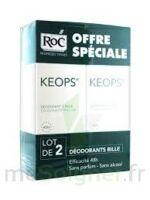 Keops Deodorant Bille Peaux Fragiles Lot De 2 à Mérignac