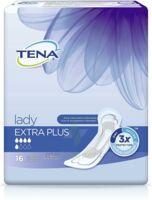Tena Lady Protection Anatomique Adhésive Extra Plus Sachet/16 à Mérignac
