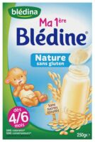 Blédine Ma 1ère blédine nature 250g à Mérignac