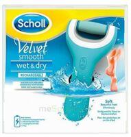 Scholl Velvet Smooth Wet&Dry Râpe électrique rechargeable à Mérignac