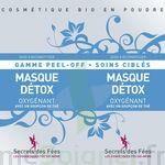 Secrets des Fées Masque Détox Peel-Off à Mérignac