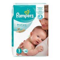 PAMPERS PROCARE PREMIUM Couche protection T1 2-5kg Paq/38 à Mérignac