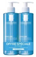Effaclar Gel moussant purifiant 2*400ml à Mérignac