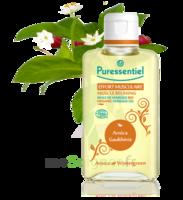 Puressentiel Articulations & Muscles Huile De Massage Bio** Effort Musculaire - Arnica - Gaulthérie - 100 Ml à Mérignac