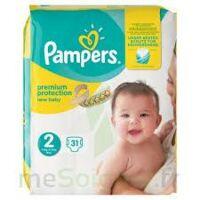 Pampers New Baby T2 3-6kg à Mérignac