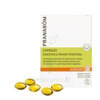 PRANAROM OLEOCAPS 3 Caps digestion & transit intestinal à Mérignac