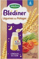 Blédîner Céréales Légumes du potager 240g à Mérignac