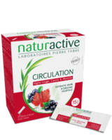 Naturactive Phytothérapie Fluides Solution buvable circulation 2B/15Sticks/10ml à Mérignac