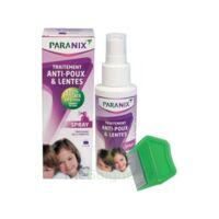 Paranix Solution antipoux Huiles essentielles 100ml+peigne à Mérignac
