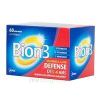 Bion 3 Défense Junior Comprimés à croquer framboise B/60 à Mérignac
