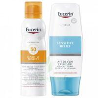 Eucerin Sun Sensitive Protect SPF50 Coffret brume à Mérignac