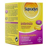 Supradyn Intensia Comprimés B/30 à Mérignac