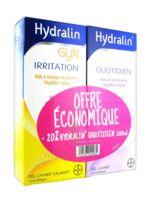 Hydralin Quotidien Gel lavant usage intime 200ml+Gyn 200ml à Mérignac