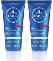 Laino Hydratation au Naturel Crème mains Cire d'Abeille 2*50ml à Mérignac
