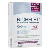 Richelet Selenium ACE Optimum 50+ Comprimés B/90+30 à Mérignac