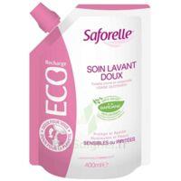 Saforelle Solution soin lavant doux Eco-recharge/400ml à Mérignac