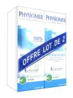 Physiomer Solution nasale adulte enfant 2*Sprays/135ml à Mérignac