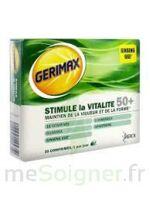 Gerimax Stimule la Vitalité 50+ Comprimé B/30 à Mérignac