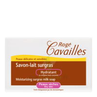Rogé Cavaillès Savon lait surgras hydratant 100g à Mérignac