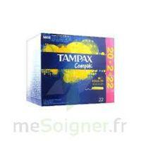 Tampax Compak - Tampon Régulier à Mérignac