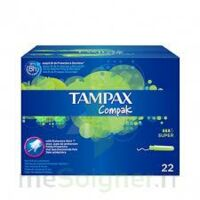 Tampax Compak - Tampon Super à Mérignac
