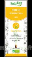Herbalgem Sirop bio respiration 150ml à Mérignac