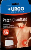 Patch Chauffant Decontractant Urgo X 2 à Mérignac