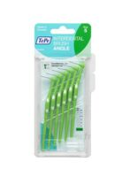 Tepe Brossettes Interdentaires Angle Vert 0.8mm à Mérignac