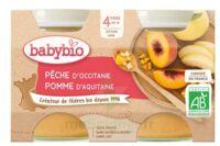 Babybio Pot Pêche Pomme à Mérignac