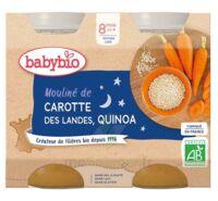 Babybio Pot Bonne Nuit Légumes Quinoa à Mérignac