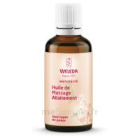 Weleda Huile De Massage Allaitement 50ml à Mérignac