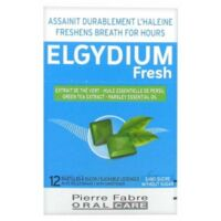 Elgydium Fresh Pocket 12 Pastilles à Mérignac